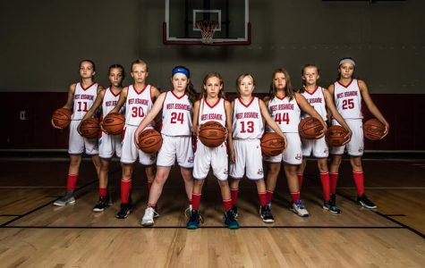 Girl's Basketball: A Peek in on the Season