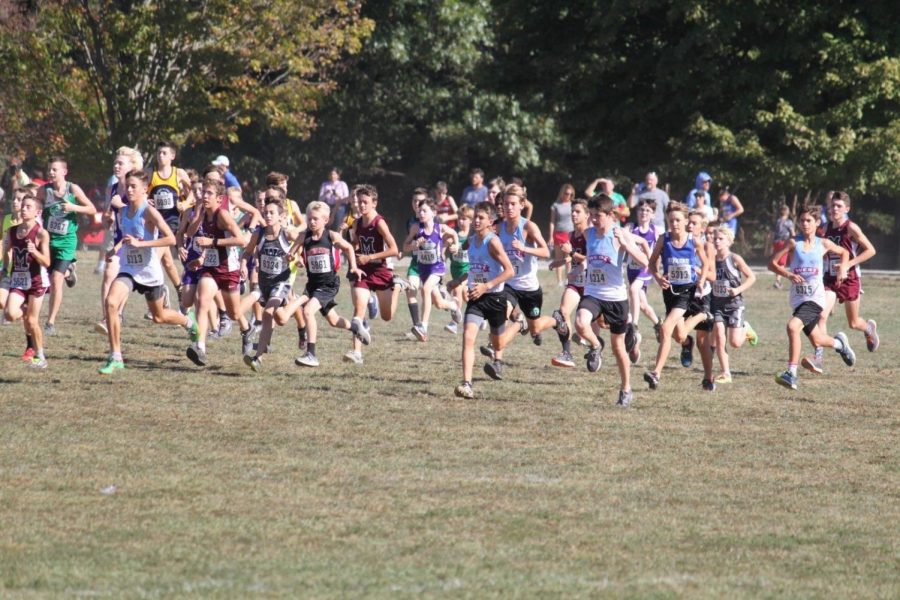 What's Up With Cross Country?