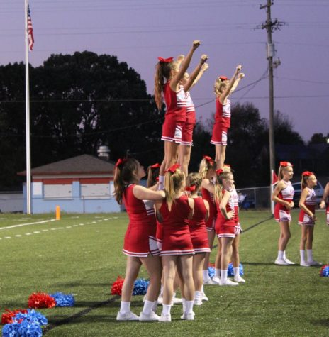 WJMS Cheerleading: Let