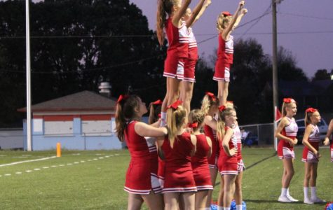 WJMS Cheerleading: Let's Go Colts!