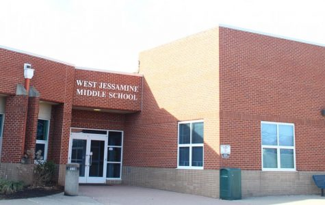 West Jessamine Middle School is preparing for the return of students.