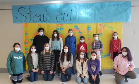 Masking up for Kindness