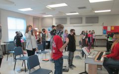 West Middle resumed full in-person instruction in March.